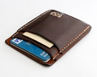 Handcrafted Slim Leather Wallets - Slim Cardholders
